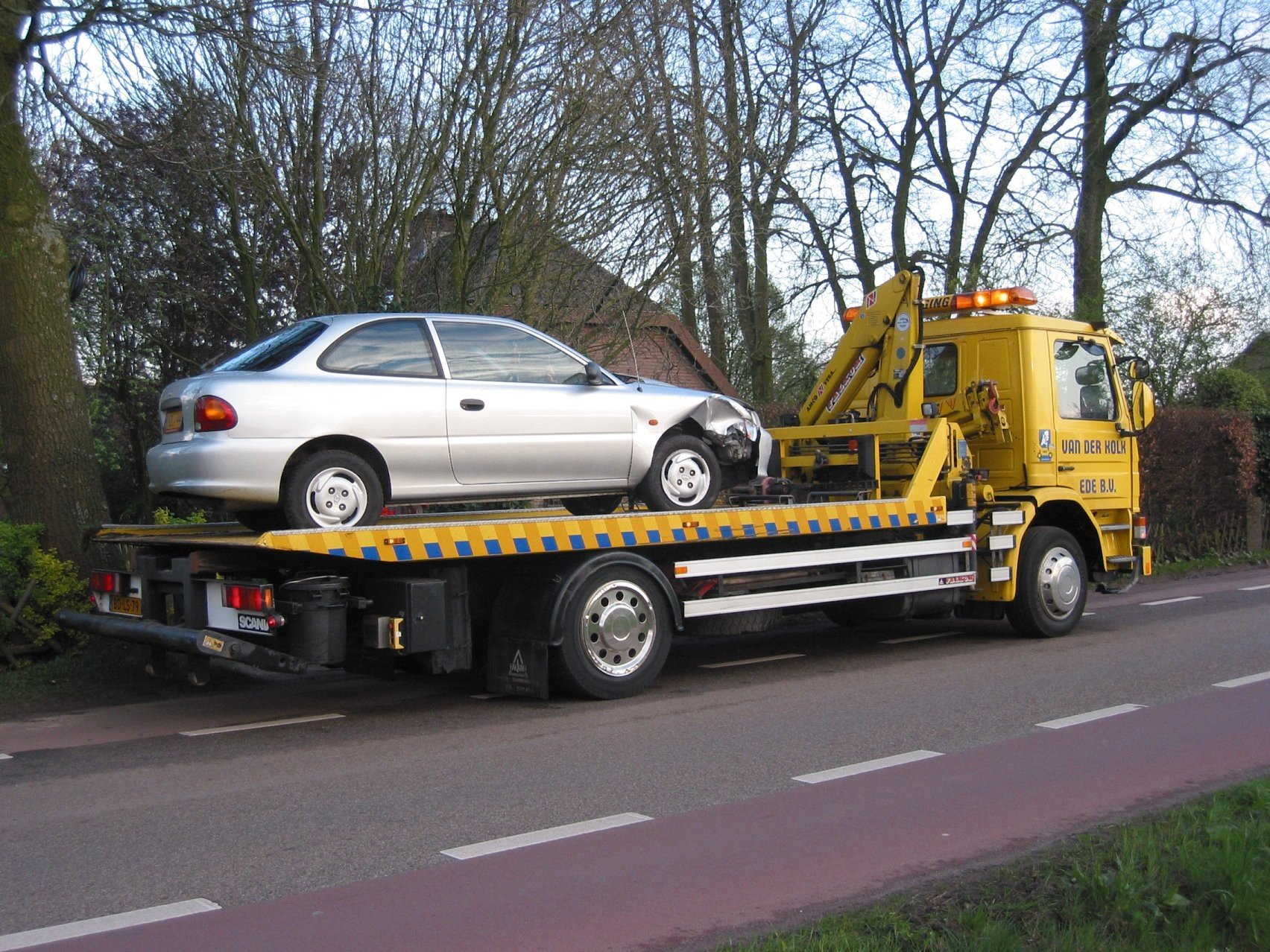Richmond hill towing Image